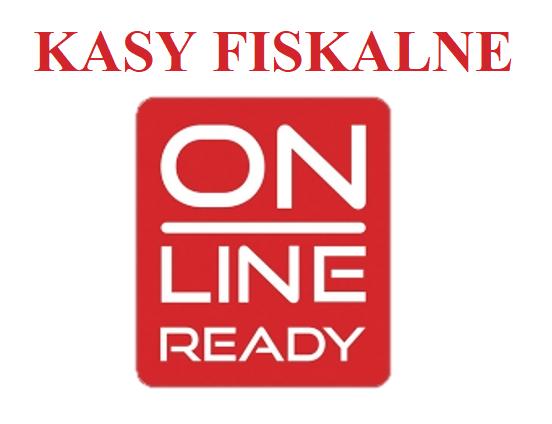 Kasy fiskalne on-line ready